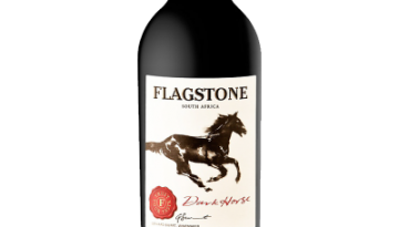 FLAGSTONE 'DARK HORSE' SHIRAZ 0,75L