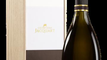 JACQUART ALPHA BRUT CUVEE CHAMPAGNE 0,75L + GIFT BOX