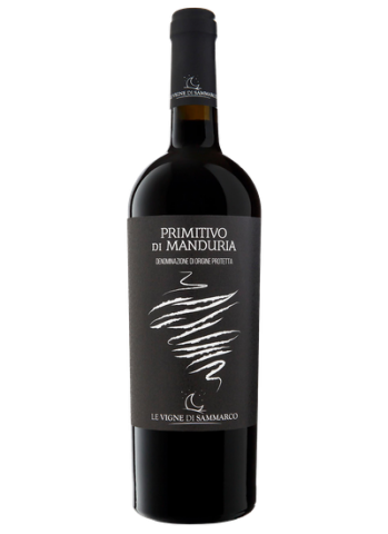 SAMMARCO LINEA CLASSICA PRIMITIVO DI MANDURIA DOP 0,75L