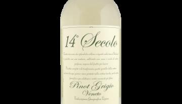 SECOLO 14 PINOT GRIGIO VENETO IGT 0,75L