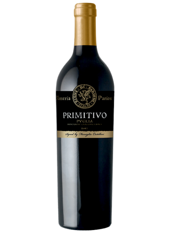 MASSERIA PARIONE PRIMITIVO PUGLIA IGT 0,75L