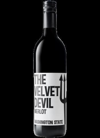 CHARLES SMITH WINES 'THE VELVET DEVIL' MERLOT 0,75L