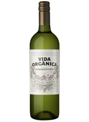 VIDA ORGANICA TORRONTES 0,75L